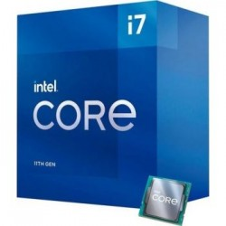 IntelCorei7-11700 Processor(16M Cache, up to 4.90 GHz)11th Gen with Intel® UHD Graphics 750