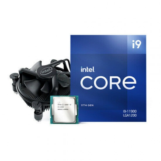 Intel® Core™ i9-11900 Processor 16M Cache up to 5.20 GHz 11th Generation Deltapage.com