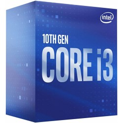 Intel Core i3-10100F Processor (6M Cache, up to 4.30 GHz) 10th Generation Graphics Card Required