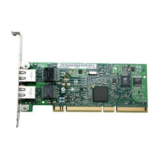 Intel Chipset Pro/1000 MT Dual Port Server Adaptor ( PCI / PCI-X) Deltapage.com