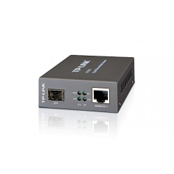 TP-Link 1000M RJ45 to 1000M SFP Gigabit SFP Media Converter : MC220L