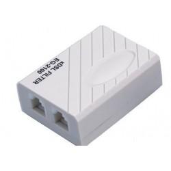 Piranah Telephone RJ11 DSL ADSL Modem Filter Splitter