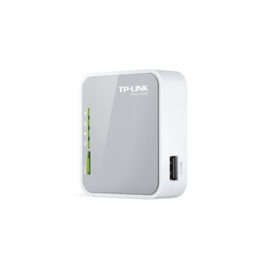 TP-Link : TL-MR3020 : 150Mbps Portable 3G/4G Wireless N Router Deltapage.com