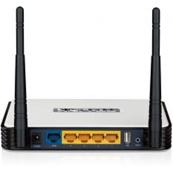 TP-Link : TL-MR3420 : 300Mbps Wireless N 3G Router, Compatible with UMTS/HSPA/EVDO USB modem, Deltapage.com