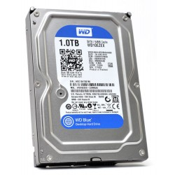 "WD Blue 7200 RPM 3.5"" Desktop HDD 1TB - WD10EZEX"