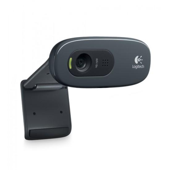 Logitech Webcam C270 : 960-000584 Deltapage.com
