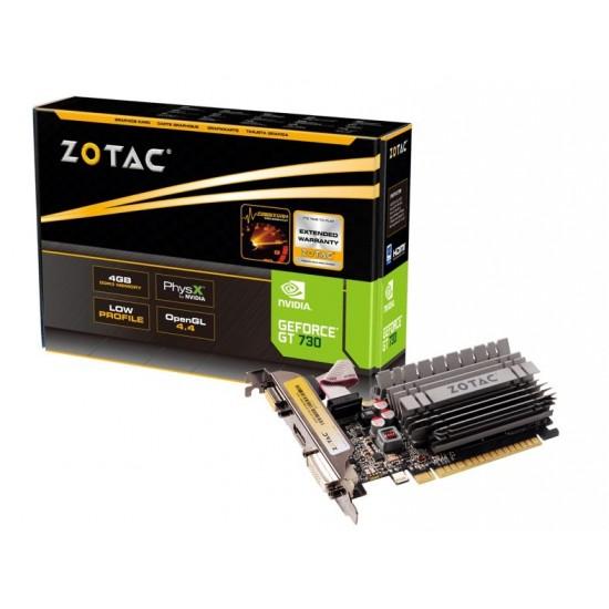 ZOTAC GeForce GT 730 4GB DDR3 Deltapage.com