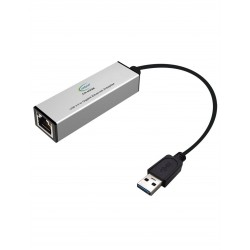 Cadyce USB 3.0 to Gigabit Ethernet Adapter (Supports for Mac O/S) CA-U3GE