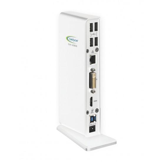 Cadyce USB 3.0 Universal Docking station CA-U3DS Deltapage.com