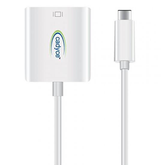 Cadyce USB-C to HDMI Adapter CA-C3HDMI Deltapage.com