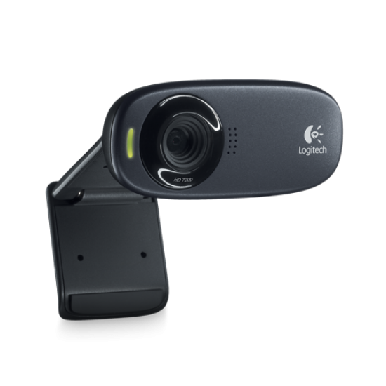 Logitech HD Webcam C310 : 960-000588 Deltapage.com