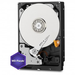 "WD Survailance Purple 5400 RPM 3.5"" Desktop HDD 2TB - WD20PURX"