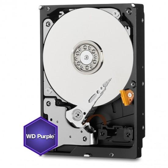 "WD Survailance Purple 5400 RPM 3.5"" Desktop HDD 2TB - WD20PURX Deltapage.com"