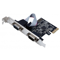 2 Port Serial PCI Express Card