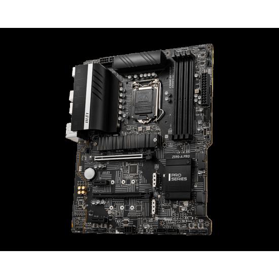 MSI Board Z590 A PRO For Intel 10th & 11th Gen  Processors