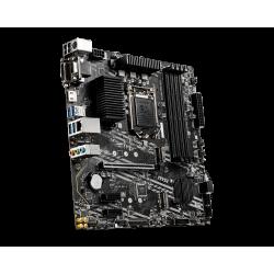 MSI Board B460M PRO-VDH  For Intel 10th Gen  Processors