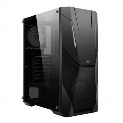 Ant Esports ICE-211TG Mid Tower ARGB Gaming Cabinet