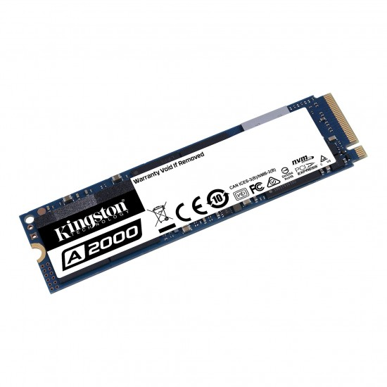 Kingston A2000 1TB M.2 NVMe PCIe-4x SA2000M8/1000G Deltapage.com