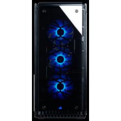 Corsair Crystal 570X RGB Mirror Black Tempered Glass Premium ATX Mid-Tower Case CC-9011126-WW