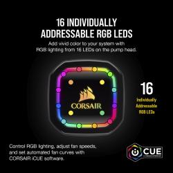 Corsair iCUE H150i RGB PRO XT Liquid CPU Cooler CW-9060045-WW