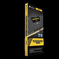 Corsair VENGEANCE LPX 16GB (1x16GB) DDR4 DRAM 2400MHz CMK16GX4M1A2400C16