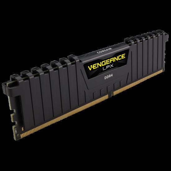 Corsair VENGEANCE LPX 16GB (1x16GB) DDR4 DRAM 2400MHz CMK16GX4M1A2400C16 Deltapage.com